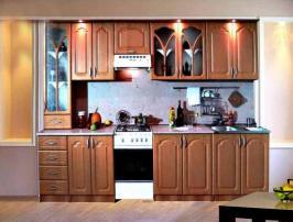 купить недорогой кухонный гарнитур