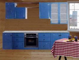 кухни недорогие