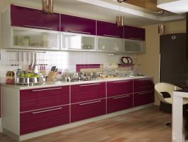кухни из дерева