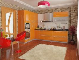 кухни на заказ по индивидуальным размерам недорого