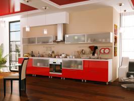 кухни на заказ эконом