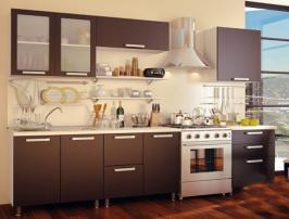 недорогая кухонная мебель